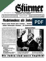 Der Stürmer - 1937 - Nr. 25