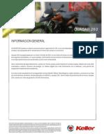 Ficha Tecnica - Quasar 260