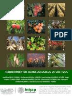 77 Requerim Agroecol Cultivos