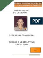 Informe Final 2013-2014