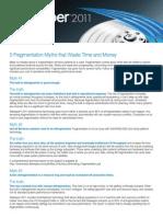 5 Fragmention Myths