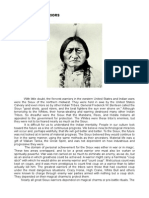 Sioux Mystic Warriors
