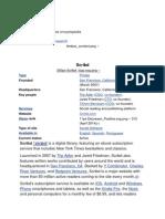 Scribd wiki