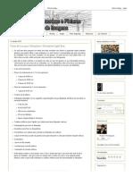 Gravuras, Desenhos e Pinturas_ Caixa de Luz Para Solarplate _ Solarplate Light Box