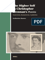 Katherine Barnes the Higher Self in Christopher Brennans Poems Esotericism, Romanticism, Symbolism Aries 2006