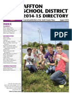 Affton School District Directory 2014-15