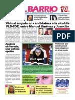 El Barrio, Edicion 101, Julio 2014