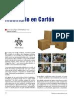 Empresa Mobiliaria de Carton en Casa