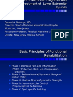 LE Sports injuries