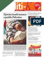 PolítiK N° 6 - Información desde el Poder Popular Venezuela