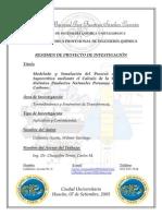Resumen - Trabajo de Investigación for XI COPEIQ - HUANCAYO
