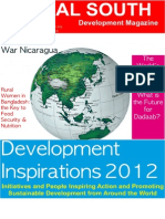 Global South Development Magazine October 2012