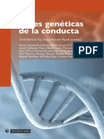 Bases genéticas de la conducta