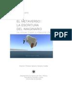 Julio Juste El Metaverso Tesis Doctoral