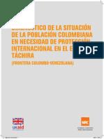 Diagnostico de La Situacion de La PNPI Venezuela