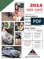 2014 SPI Rate Card