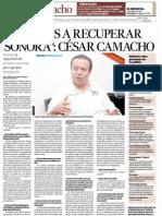 03-08-18 VISITA DE CÉSAR CAMACHO A SONORA