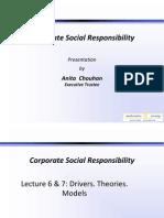 CSR Theories