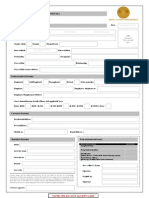 Account Opening Form DLM KYC