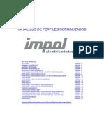 Catalogo de Perfiles Normalizados IMPOL