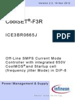 Datasheet ICE3BR0665J v2!3!19Nov2012