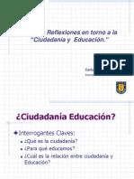 Ciudadanía Para Chile