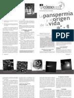 La Panspermia y El Origen de La Vida