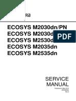 EC M2035dn-M2535dn