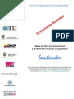 4 Santander Bases Del Plan de Competitividad