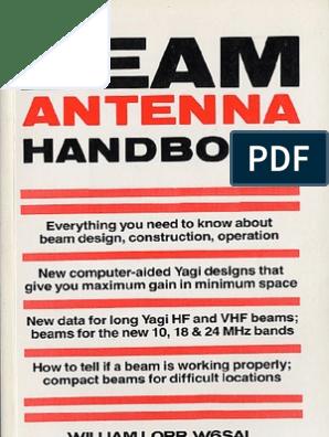 Beam antenna handbook
