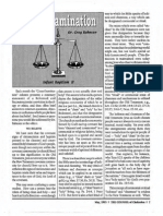 1993 Issue 4 - Cross-Examination
