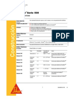 Para Industria en Areas Secas - HT_Sikadur Serie 500.pdf