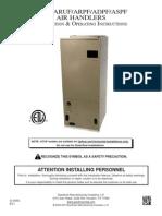 Goodman Air Handler IO-A-PF