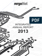 2013 Integrated Annual Report