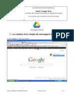 Tutor i El Google Drive