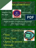 Virus Firewall by Vikash Mainanwal