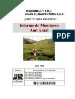 1. Informe de Monitoreo de Bofedales .ABRIL_2013