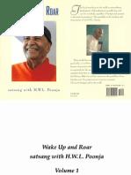 Wake Up And Roar - Vol 1 (Papaji)