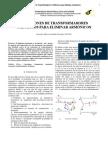 Conexiones de Transformadores Trifasicos Para Compensación de Armonicos