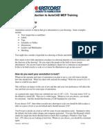IntroductiontoAutoCADMEPTraining-AnnotationScaling-2009