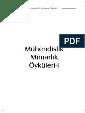 Turkiye Cumhuriyeti Tarihine Bir Bakis Muhendislik Oykuleri 1