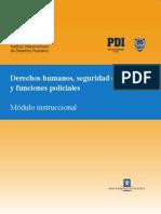 Plan de Seguridad Derechos Humanos ,Seguridad Ciudadana, Planesd de La Policia