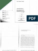Halperin Donghi, Tulio de La Revolución de Independencia a La Confederación Rosista (Pp. 301-411)