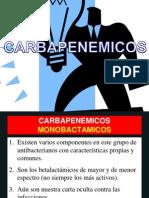 3. CARBAPENEMS