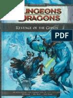Adventure - Revenge of the Giants