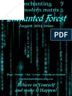 August 2014 Enchanted Forest Magazine