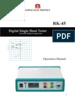 Manual RK 45