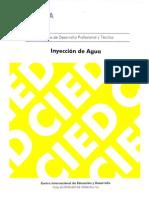 CIED PDVSA - Inyeccion de Agua
