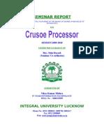 Crusoe Processor