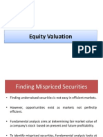 DCF Valuation Models